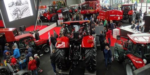 kielce wiadomości W Kielcach trwają targi rolnicze AGROTECH 2017 (ZDJĘCIA,WIDEO)