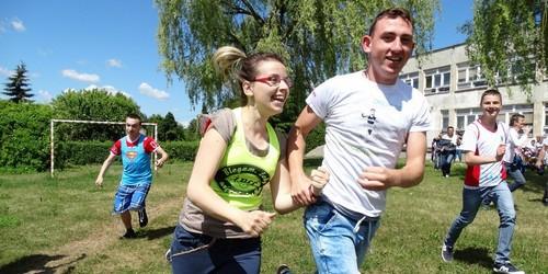 kielce sport Biegacze dla podopiecznych ośrodków specjalnych (ZDJĘCIA,WIDEO)