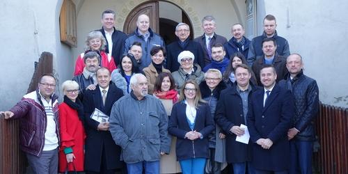 kielce wiadomości Bractwo spotkało się w Świętej Katarzynie (ZDJĘCIA)