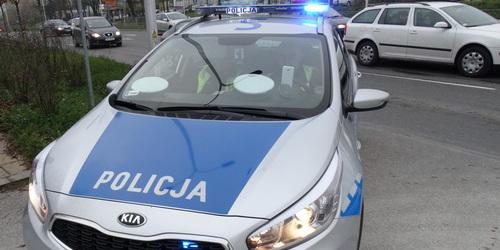 kielce wiadomości Na alkomacie zabrakło skali dla pijanego kierowcy bmw z Piekoszowa