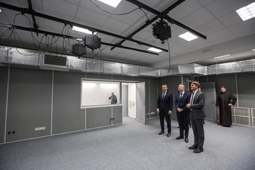 kielce wiadomości Studio telewizyjne i nowe sale wykładowe. Inwestycja UJK zakończona