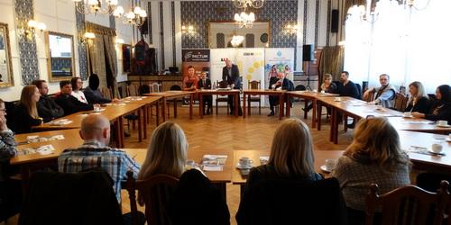 kielce wiadomości Stowarzyszenie Czas na Kielce oskarża o kopiowanie i grozi poz