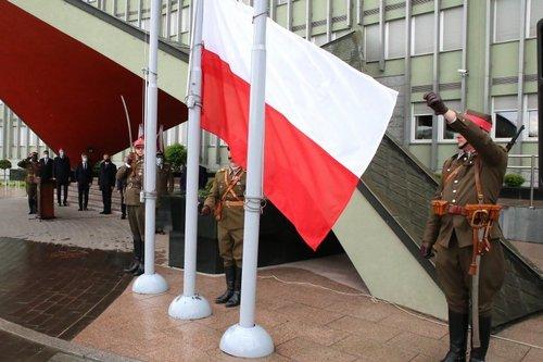 kielce wiadomości Obchodzimy Dzień Flagi Rzeczypospolitej Polskiej (WIDEO)