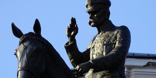 kielce wiadomości Zdjęcia do filmu o Piłsudskim. Utrudnienia w centrum Kielc