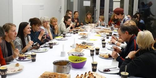 kielce wiadomości Dużo nas do pieczenia chleba. GastroTour w IDK Kielce (ZDJĘCIA