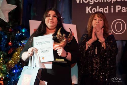 """kielce kultura Grand Prix """"Glorii"""" dla Katarzyny Dudzik"""