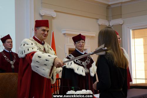kielce wiadomości UJK zainaugurował rok akademicki z ministrem Gowinem (ZDJĘCIA,WIDEO)