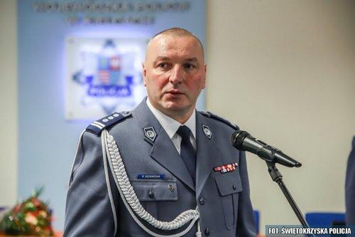 kielce wiadomości Świętokrzyska Policja ma nowego szefa