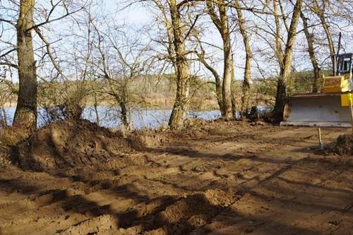 kielce wiadomości Zmienią oblicze zalewu niedaleko Kielc. Inwestycja wystartowała