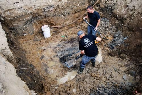 kielce wiadomości Znaleziono szczątki trzech osób