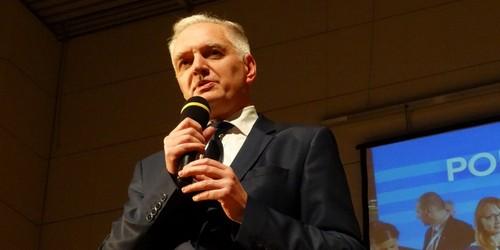 """kielce wiadomości Gowin w Kielcach: """"Idziemy po to, żeby rządzić województwem świętokrzyskim (ZDJĘCIA,WIDEO)"""
