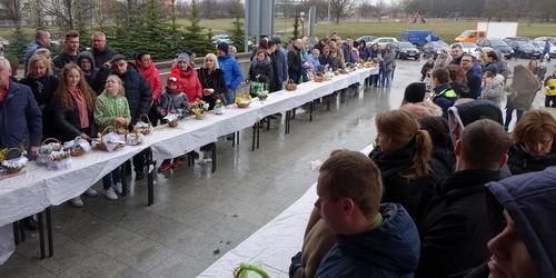 kielce wiadomości Kielczanie święcili pokarmy (ZDJĘCIA)