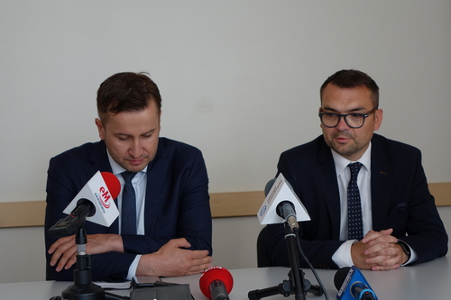 kielce wiadomości Szantażują Kamila Suchańskiego? (WIDEO)