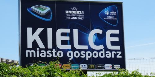 kielce wiadomości Kielce gotowe do EURO U 21 ale strefy kibica i transmisji na R