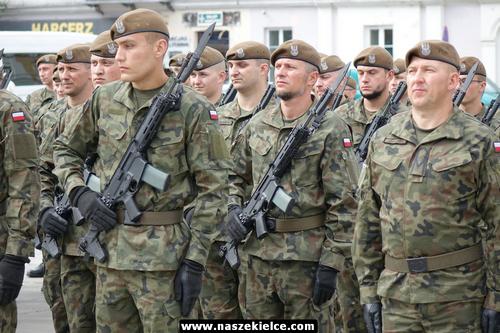 kielce wiadomości Kolejne wcielenie do 10. Świętokrzyskiej Brygady Obrony Terytorialnej