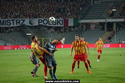 kielce wiadomosci Legia wygrywa w Kielcach (ZDJĘCIA)