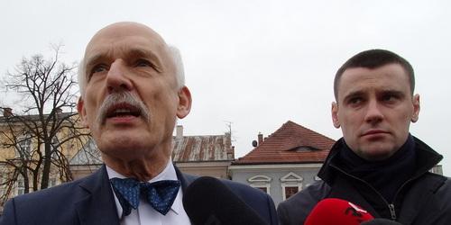 kielce wiadomości Janusz Korwin Mikke odwiedził Kielce. Mówił o Tusku i intelige