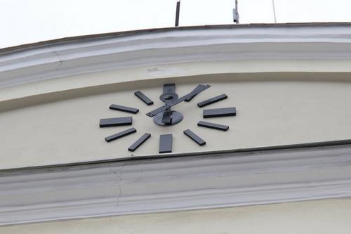 """kielce wiadomości """"My, pierwsza brygada"""" z wieży dawnego budynku Kieleckiej Straży Ogniowej (ZDJĘCIA)"""