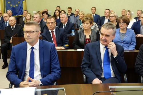 kielce wiadomości Lubawski skomentował zamieszanie wokół budżetu Kielc. Do jego słów odniósł się Wenta