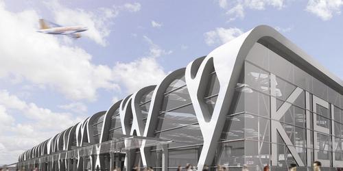 """kielce wiadomości Żadnego lotniska w Obicach nie będzie. Ale miasto ma plan """"B"""""""
