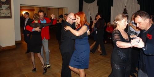 kielce wiadomości Taneczny wieczór z tangiem w Pałacyku Zielińskiego (ZDJĘCIA,WI