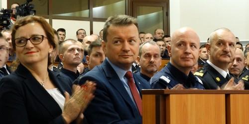 kielce wiadomości Minister Błaszczak odwiedził Kielce (ZDJĘCIA)
