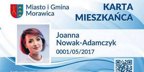 kielce wiadomości Morawica wprowadza kartę mieszkańca