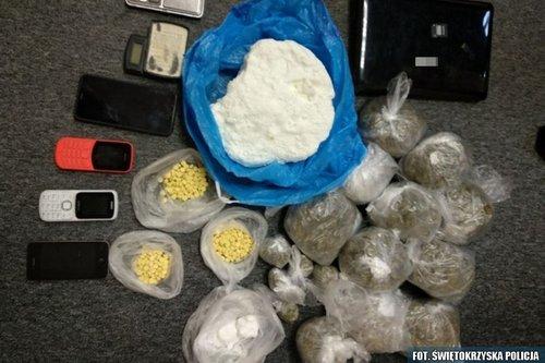 kielce wiadomości Narkotykowy proceder przerwany
