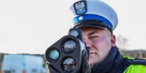 kielce wiadomości Wzmożone kontrole na drogach. Policja zapowiada akcję z użyciem laserowych mierników