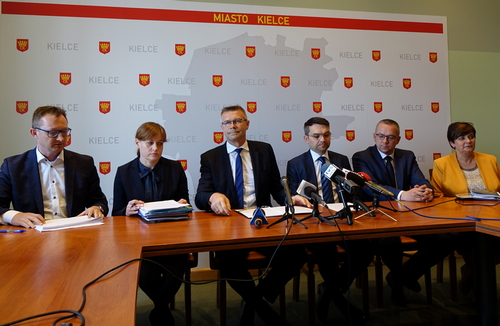 kielce wiadomości Nielegalni pełnomocnicy prezydenta Kielc? Włodarz cytuje pismo, którego nie dostał