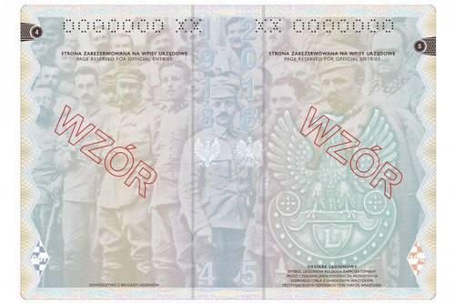 kielce wiadomości Nowe paszporty na 100. rocznicę odzyskania niepodległości