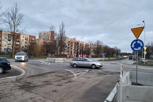 kielce wiadomości Nowe rondo w Kielcach. Ma ułatwić zawracanie