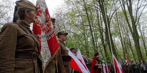 kielce wiadomości Kielczanie uczcili Święto Konstytucji 3 Maja (ZDJĘCIA,WIDEO)