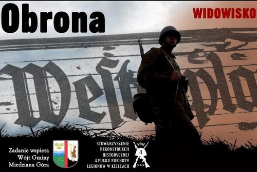 kielce wiadomości Obrona Westerplatte w Miedzianej Górze. W niedzielę widowisko historyczne