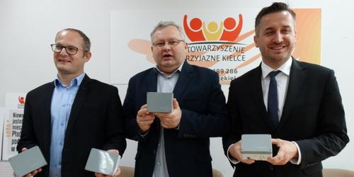 kielce wiadomości W Kielcach powstanie obywatelska sieć czujników smogu