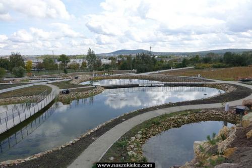 kielce wiadomości Otwarto Centrum Geoedukacji i Ogród Botaniczny. Zwiedzanie tylko indywidualne i z limitami