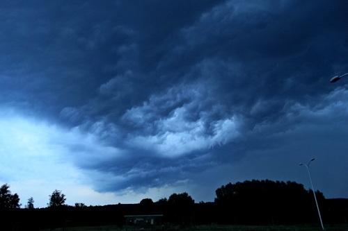 kielce wiadomości Uwaga na burze z gradem w regionie !
