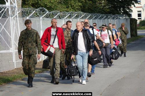 kielce wiadomości Pierwsi ochotnicy wcieleni do Świętokrzyskiej Brygady Obrony Terytorialnej (ZDJĘCIA,WIDEO)