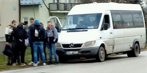 """kielce wiadomości Nietrzeźwy kierowca busa wiózł 25 pasażerów. Tłumaczył się """"jednym piwem"""""""