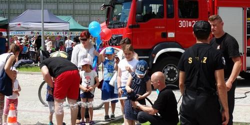 kielce wiadomości Wojewoda zorganizowała piknik dla dzieci (ZDJĘCIA)