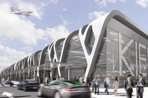 kielce wiadomości Nowy prezes Portu Lotniczego Kielce z pensją 100 złoty miesięcznie. Jego firma kręci dronem teledyski disco polo