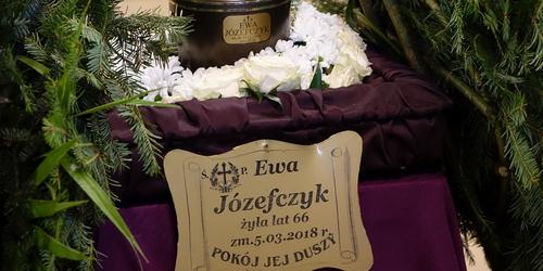 kielce wiadomości Ostatnia droga Ewy Józefczyk (WIDEO)