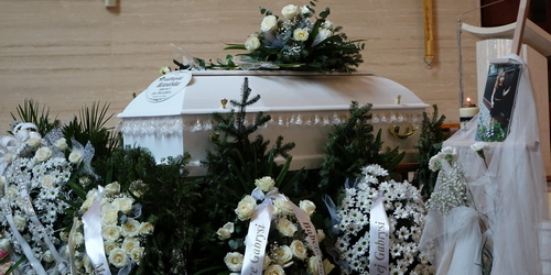 kielce wiadomości Kielczanie pożegnali Księżniczkę Gabrysię (ZDJĘCIA,WIDEO)