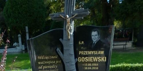 kielce wiadomości W centrum Kielc stanie pomnik Przemysława Gosiewskiego
