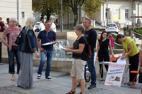 kielce wiadomości Kielczanie chcą ponownego śledztwa w sprawie pogromu