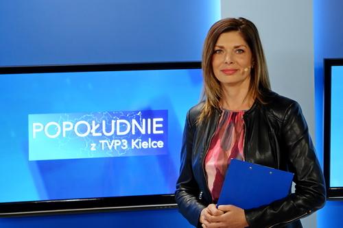"""kielce wiadomości Ruszył nowy program """"Popołudnie z TVP3 Kielce"""""""