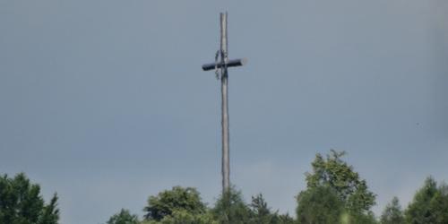kielce wiadomości Poświęcenie krzyża powstańców styczniowych na Bruszni
