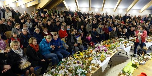 kielce wiadomości Tradycyjne święcenie w Ciekotach (ZDJĘCIA,WIDEO)