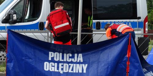 kielce wiadomości Policjanci poszukują świadków śmiertelnego potrącenia w Górnie