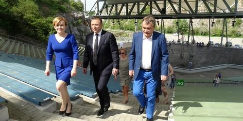 kielce wiadomości Kurski na Kadzielni: Kielce będą alternatywną stolicą polskiej